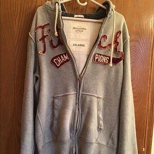 A & F sweatshirt